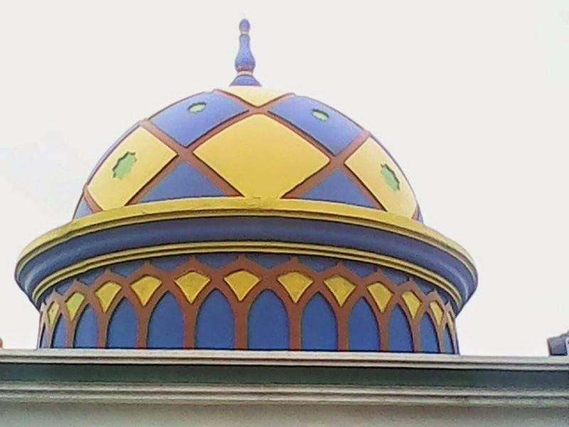 kelebihan Kubah Masjid GRC