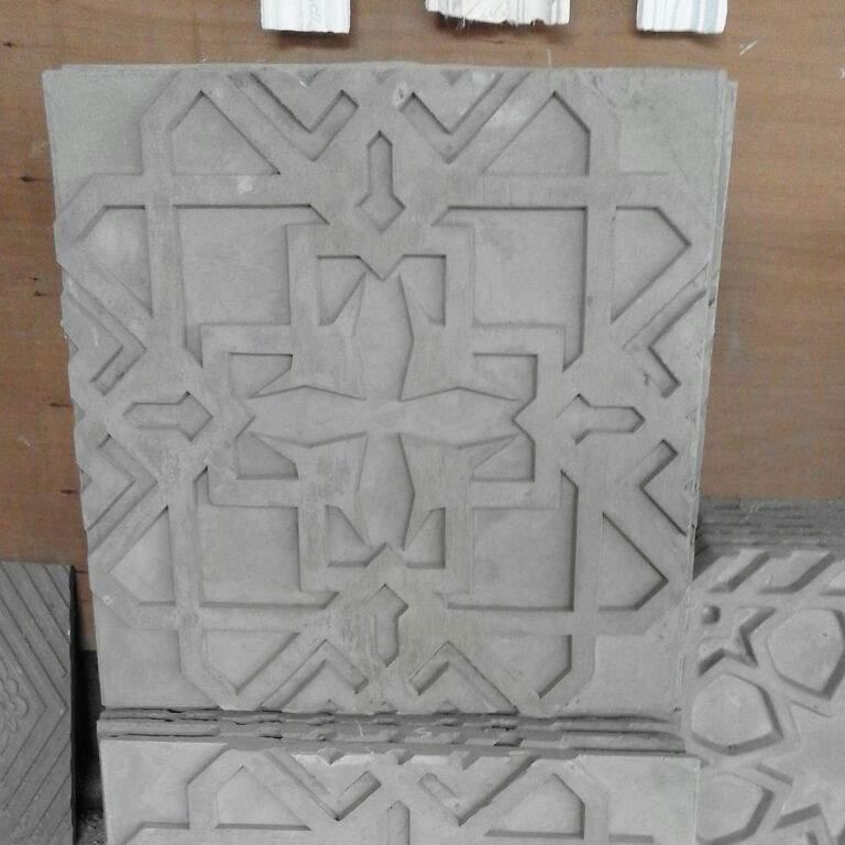 Krawangan masjid grc 1