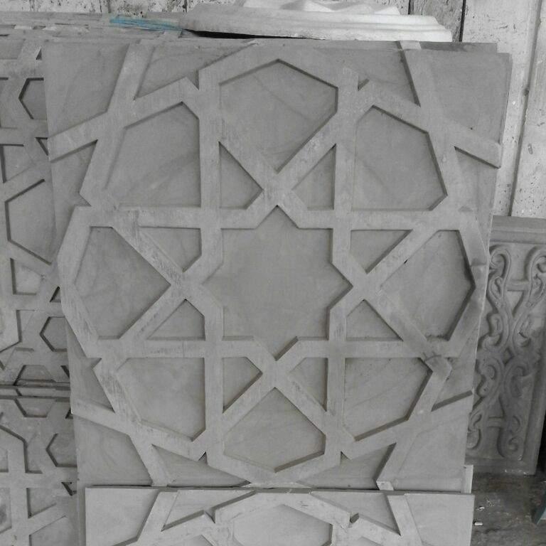 Krawangan masjid grc 6
