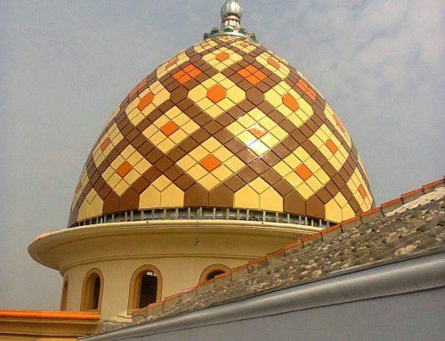 Ini Dia 3 Trik Jitu Untuk Memilih Motif Kubah Masjid Yang Menarik