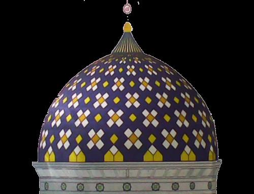 Asal Mula Kubah Masjid