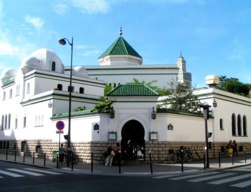 Keunikan Dua Kubah Masjid Agung Prancis