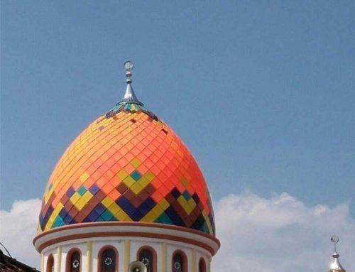 Cara Menghitung Harga Kubah Masjid