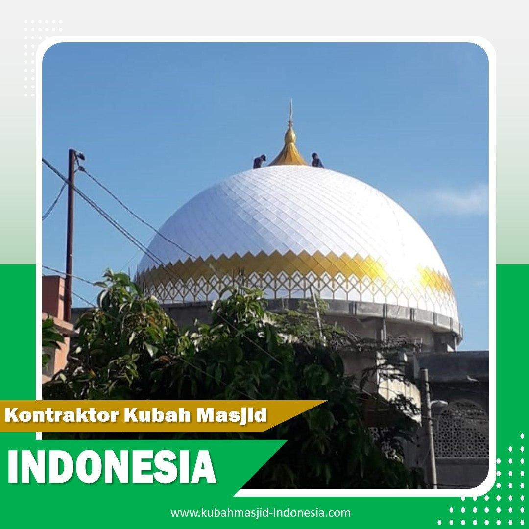 Produsen Kubah Masjid GRC di Tanjung