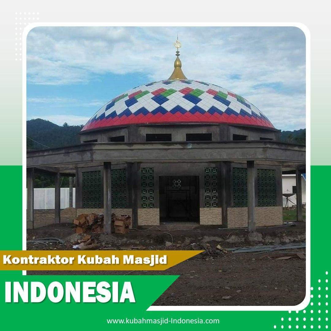 Harga Kubah Masjid Enamel 2021 di Kenyam