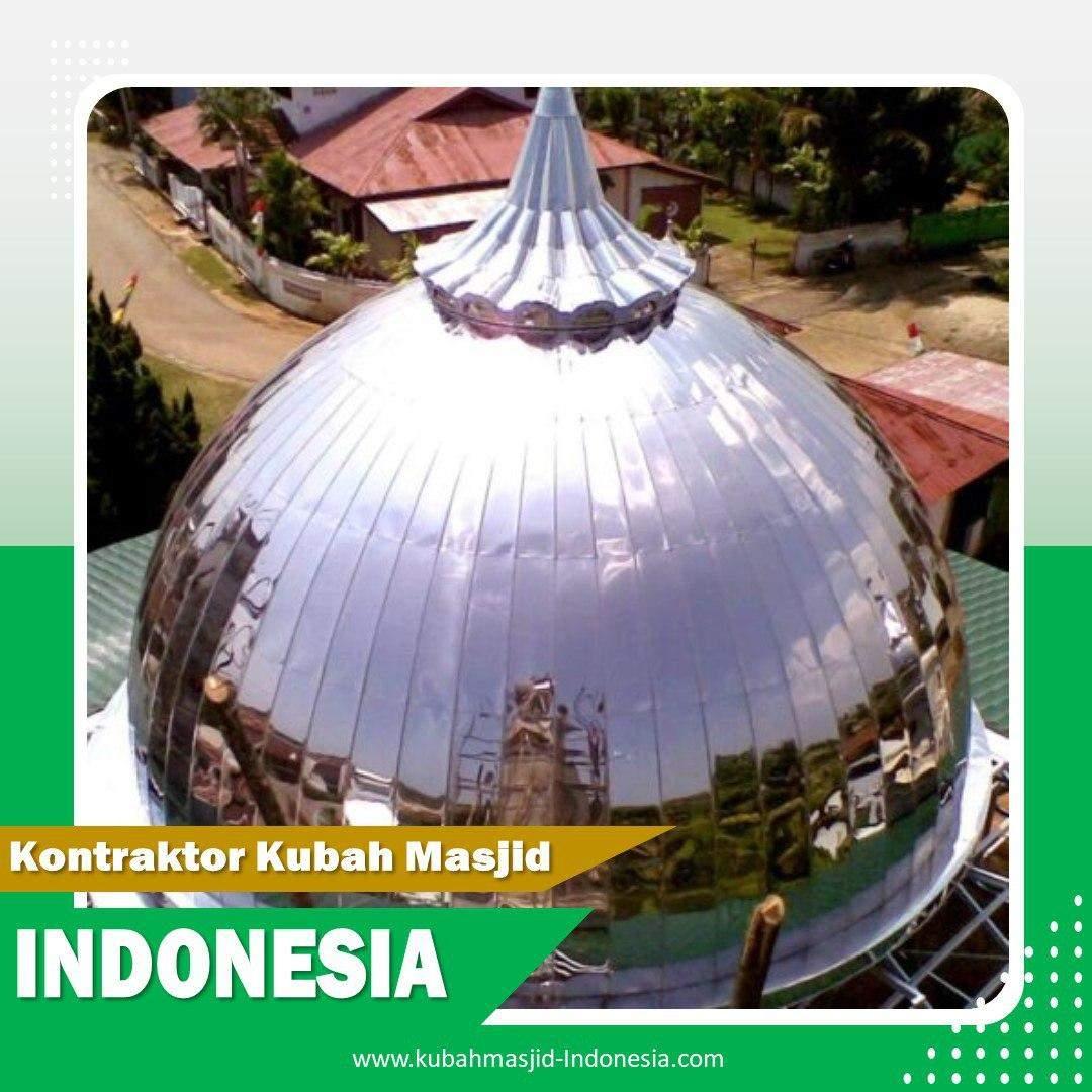 Harga Kubah Masjid Enamel Terbaru di Bangka Selatan